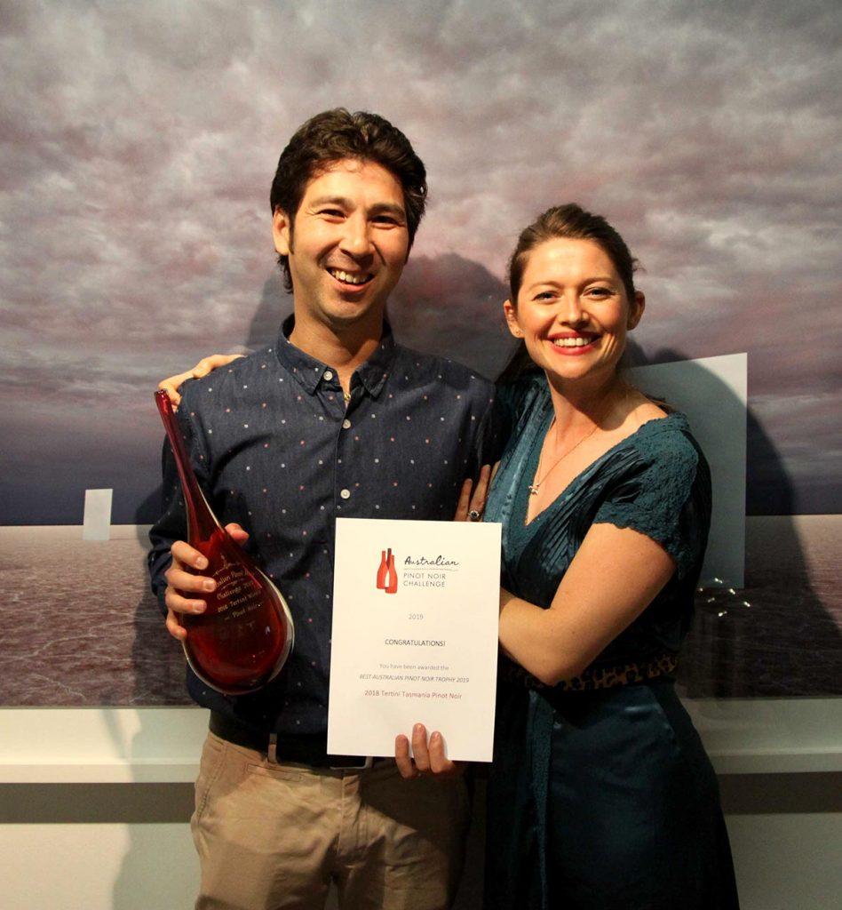 2019 Pinot Noir Challenge Winner